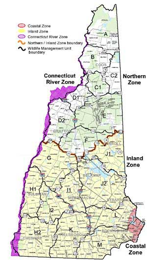 Waterfowl Hunting Zones | Hunting | New Hampshire Fish and ... on tilton street seabrook nh, gas stations seabrook nh, jetty at seabrook nh, markey's lobster pool seabrook nh, holiday inn seabrook nh, streets in seabrook nh, troy 2-way seabrook nh,