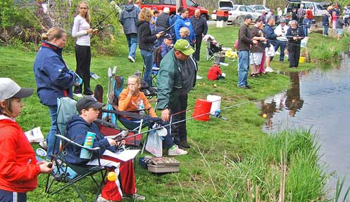 Children's Fishing Tournaments | Fishing | New Hampshire
