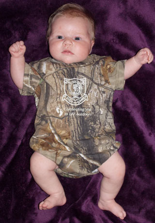 Newborn lifetime hunting and fishing licenses licensing new newborn publicscrutiny Images